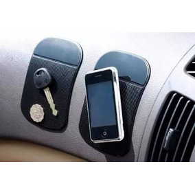 Tapete Antiderrapante Silicone Painel Carro Celular Chaves