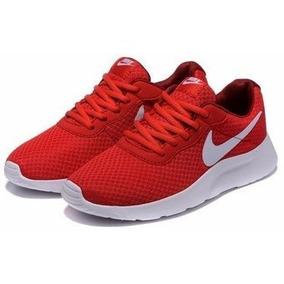 tenis rojos nike