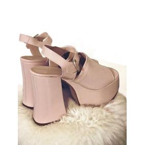Zapatos Sandalias Mujer Plataforma Tacos Fiesta Microcentro