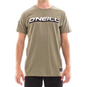 O Neill Remera 2 Stripe Logo Remera Logo Printed Hombre Ver