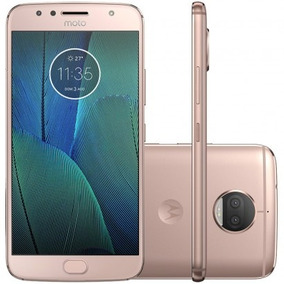 Motorola Moto G5s Plus Tv 32gb Xt1802 Ouro Rosê Android 7.1