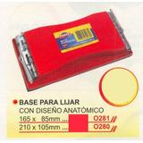 Base Para Lijar 165x85mm Power O281