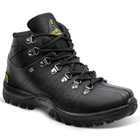 Bota Masculina Sandro Republic Everest - Preto/black