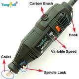Micro Retifica Tungfull Drill Tipo Dremel 161 Peça Acessório