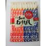 Hashi Palito Japones 60 Pares