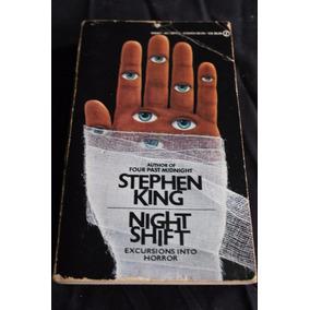 Stephen King - Night Shift - Em Inglês
