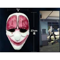 Mascaras Halloween Pay Day, Importadas Pink Killer