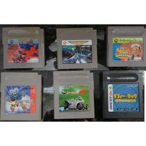 Jogos De Game Boy Color E Classic Nintendo Video 8 Jogos