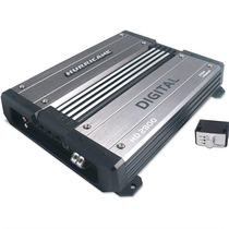 Amplificador Automotivo Hd 2800w Rms Digital - Hurricane