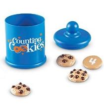 Recursos Didácticos Inteligente Snacks Contar Cookies