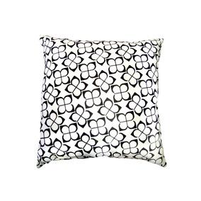 Cojín Decorativo Para Muebles Sofás Con Blanco Estampado