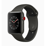 Iwatch Serie 3 42mm+ Cellular Black Sellado Apple Btc