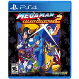 Megaman Legacy Collection 2 Ps4 / Disco Físico /electro Comp
