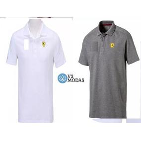Camisa Polo Puma Scuderia Ferrari Team Jr Vermelho Pedala - Camisa ... 054fcfa7b04