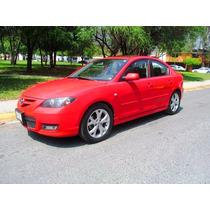 Mazda 3 Touring 2008 En Autos Dario De Monterrey