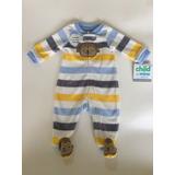 Carters -child Of Mine, Fleece C/pezinho, Recém-nascido