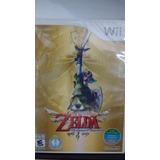The Legend Of Zelda Skyward Sword Wii Nuevo Sellado Gamebox