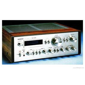 Manual Uso Y Servicio Pioneer Sa-9800