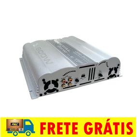 Módulo De Potência Amplificador Boog Dps2900 3.600w Digital