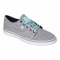 Zapatillas Dc Shoes Girls Bristol Tx Le 4ct #15176030