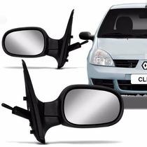 Retrovisor Clio 99 00 01 02 03 04 A 10 11 12 Manual