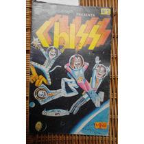 Historieta Kiss, Chiss. Editorial Mina N°2