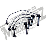 Cables Bujia Ford Laser 1.8lts 2001-2002 Sin Distribuidor
