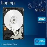 Disco Duro 2.5 250gb Laptop Western Digital Wd Blue