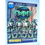 Album Tortugas Ninjas Tmnt Completo Excelente