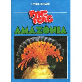 Álbum De Figurinhas Digitalizado Amazônia Ping Pong