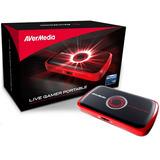 Capturadora De Video Avermedia Live Gamer Portable Hd C875