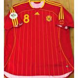 Camisa Da Espanha 2006 - Camisa Espanha Masculina no Mercado Livre ... fcca0c95783fd