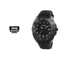 Relógio Masculino Esportivo Analógico Original Jeep Je6610