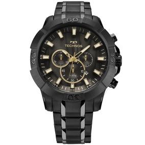 Relógio Masculino Technos Js26ag/4p Legacy Preto