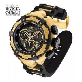 4f01a36e947 Relógio Invicta M82 Thunderbolt Borracha - Joias e Relógios no ...
