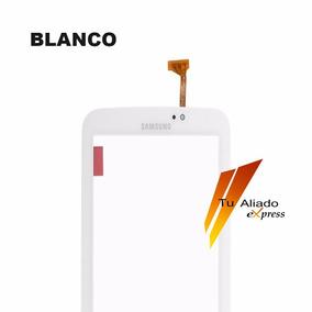 Mica Tactil Blanca Samsung Galaxy Tab 3 7.0 T210 Original
