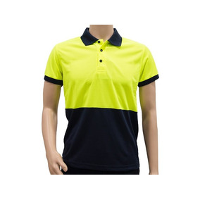 Remera Polo Dri Fit Adulto Trabajo X10 C/u $159 Disershop