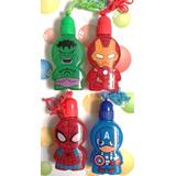 Burbujeros Super Heroes Fiestas Piñatas Mayor Detal