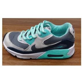 Tenis Nike Air Max Calçado Meninas Meninos Infantil Casual