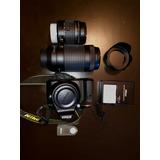 Camara Nikon D3400 Seminueva