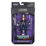 Guardianes De La Galaxia Legends Gamora Figura 6 Pulgadas