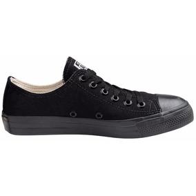 Tênis Converse All Star Ct Cano Baixo Monochrome Black
