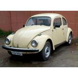 Volkswagen Fusca 78 1300 Excelente Estado De Conservação