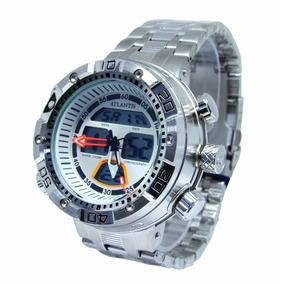b2817c2b38d Relogio Atlantis Falso - Relógio Atlantis Masculino em Paraná no ...