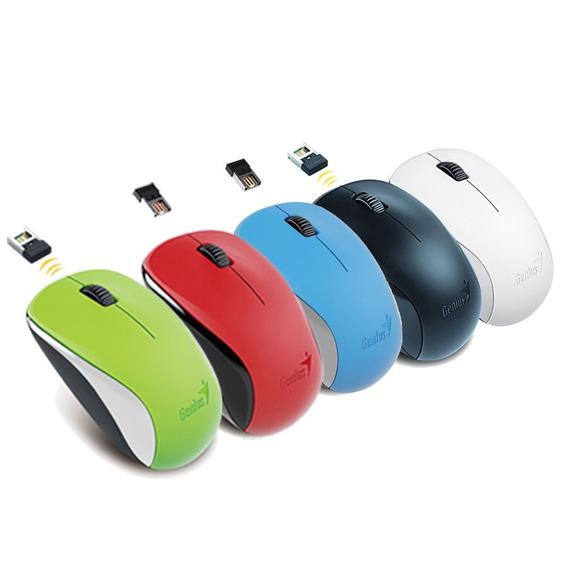 Mouse Inalambrico Genius Nx-7000 Wireless Ambidiestro Pce