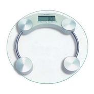 Balanza Personal Digital De Baño 180 Kg Vidrio Templado