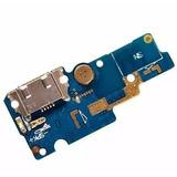 Placa Conector Carga Usb Microfone Asus Zenfone Go Zc500tg