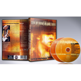 Dvd Stevie Ray Vaughan - Live At Montreux 1982 & 1985