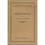 Petrografia X W. Bruhns