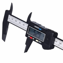 Pie De Rey Calibrador Digital Vernier 15 Cm 150 Mm Fibra